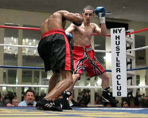 Boxing in Westchester