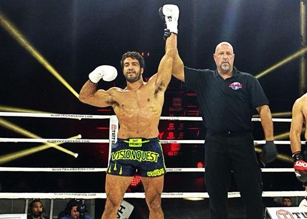 Michael Chirico Strength and Conditioning Coach   Westchester Fight Club