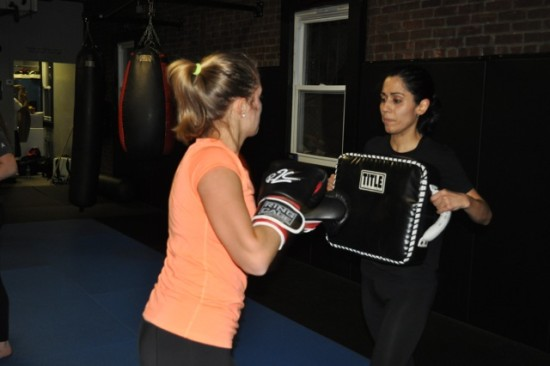 Kickboxing Classes in New Castle NY Boxing Gym New Castle NY