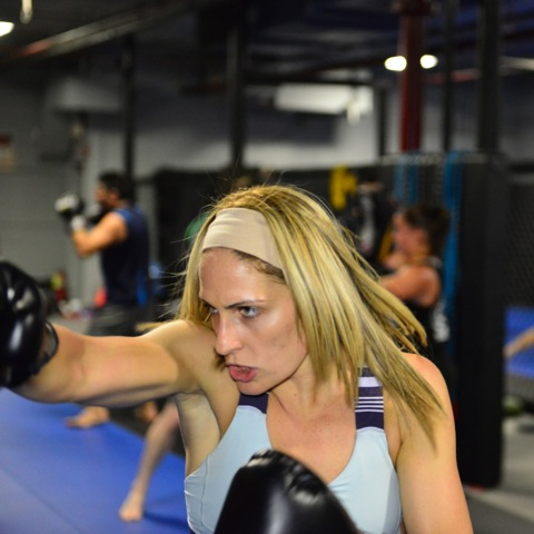 Kickboxing Classes in Stamford NY Boxing Gym Stamford NY